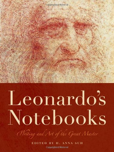 9781579129460 Leonardo's Notebooks: Writing & Art Of The Great Master