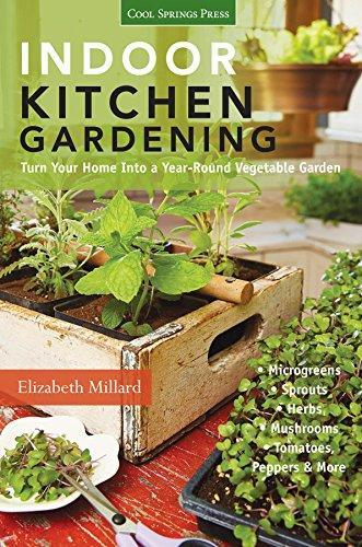 9781591865933 Indoor Kitchen Gardening: Turn Your Home Into...