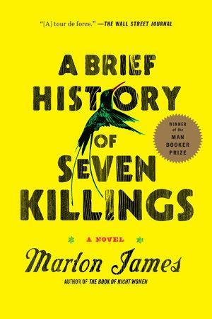 9781594633942 Brief History Of Seven Killings