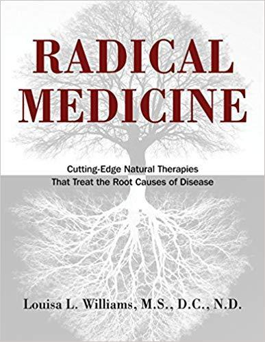 9781594774119 Radical Medicine: Cutting-Edge Natural Therapies That...
