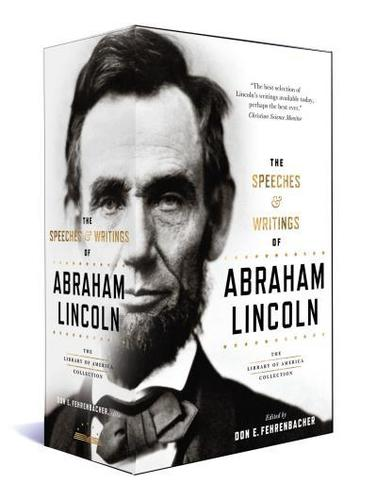 9781598535679 Speeches & Writings Of Abraham Lincoln (2 Vol Set)