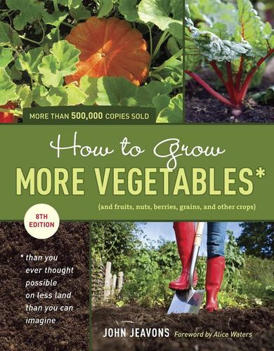 9781607741893 How To Grow More Vegetables