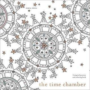 9781607749615 Time Chamber: A Magical Story & Coloring Book
