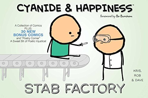 9781608867691 Cyanide & Happiness:  Stab Factory
