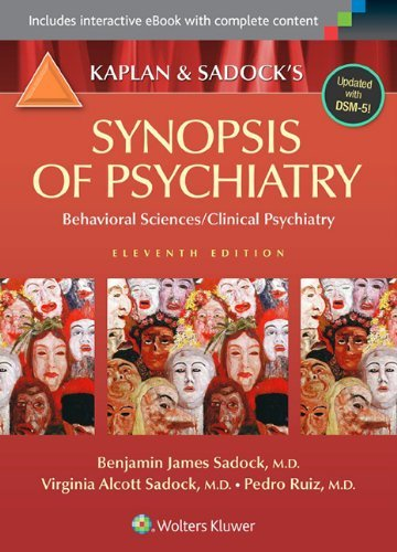 9781609139711 Kaplan & Sadock's Synopsis ... - Clinical Psychiatry