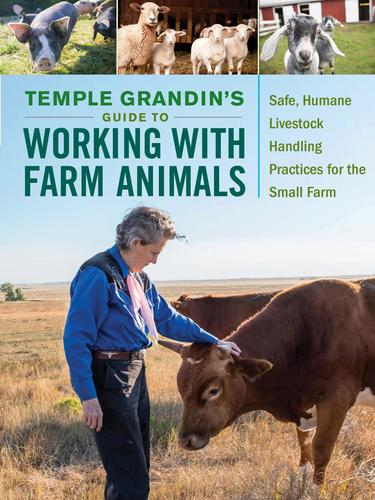 9781612127446 Temple Grandin's Guide To Working With Farm Animals