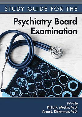 9781615370337 Study Guide For The Psychiatry Board Examination