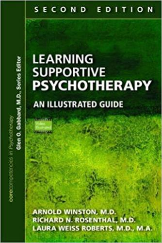 9781615372348 Learning Supportive Psychotherapy: An Illustrated Guide