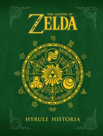 9781616550417 Legend Of Zelda: Hyrule Historia