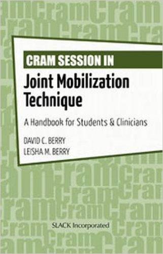 9781617118357 Cram Session In Joint Mobilization Techniques: A Handbook...