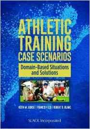 9781617119811 Athletic Training Case Scenarios: Domain-Based Situations...