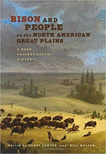 9781623494742 Bison & People On The North American Great Plains