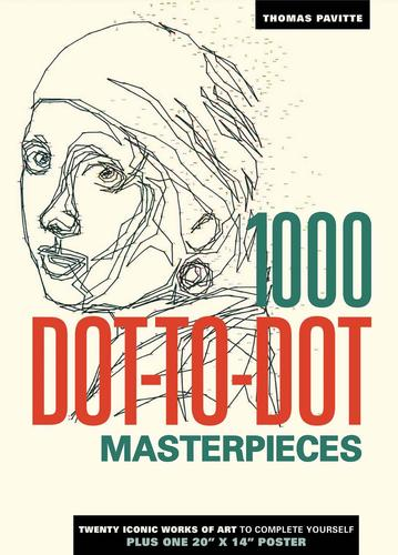 9781626864603 1000 Dot-To-Dot: Masterpieces