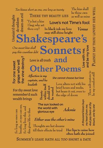 9781626869714 Shakespeare's Sonnets & Other Poems