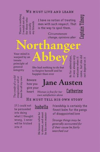 9781626869745 Northanger Abbey