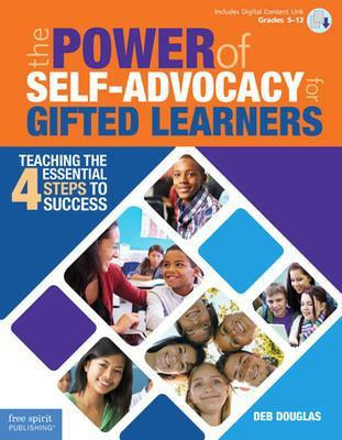 9781631982033 Power Of Self-Advocacy For Gifted Learners