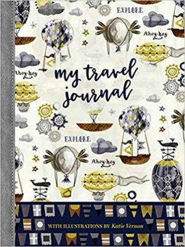 9781641780780 My Travel Journal