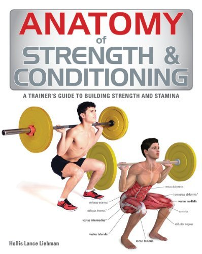 9781770853034 Anatomy Of Strength & Conditioning: A Trainer's Guide To...