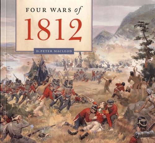 9781771000505 Four Wars Of 1812