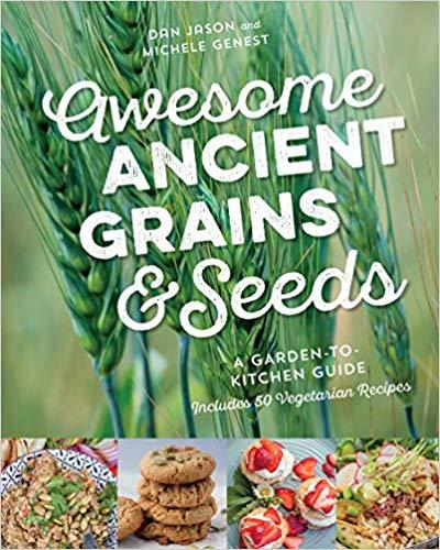 9781771621779 Awesome Ancient Grains & Seeds