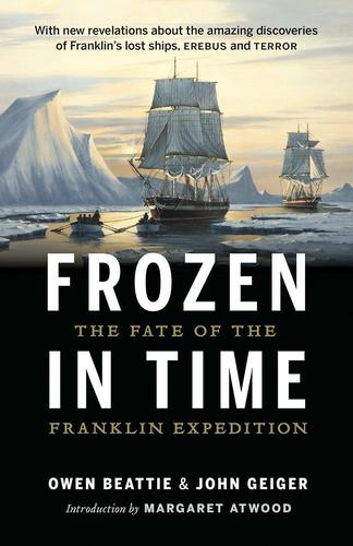 9781771641739 Frozen In Time: The Fate Of The Franklin Expedition