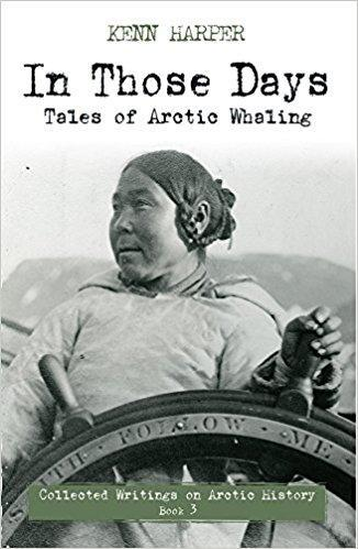 9781772271799 In Those Days: Tales Of Arctic Whaling