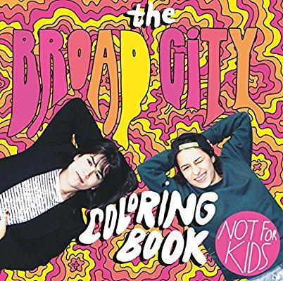 9781780679976 Broad City Coloring Book
