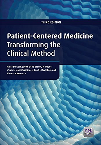 9781846195662 Patient-Centered Medicine: Transforming The Clinical Method