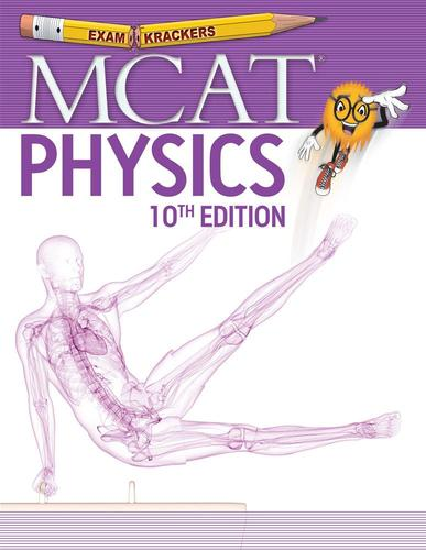 9781893858879 10Th Edition Examkrackers Mcat Physics
