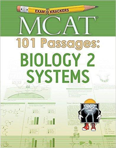 9781893858930 Examkrackers Mcat 101 Passages: Biology 2