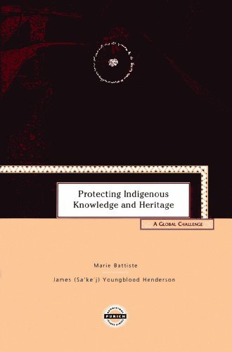 9781895830156 Protecting Indigenous Knowledge & Heritage: A Global...