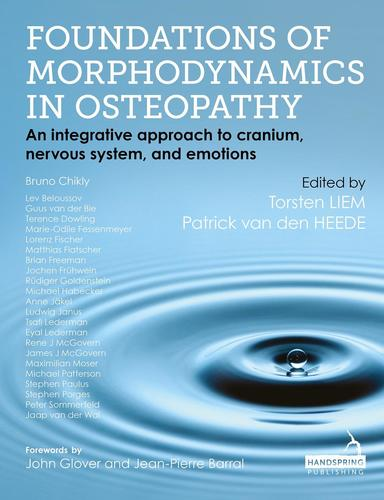 9781909141247 Foundations Of Morphodynamics In Osteopathy...