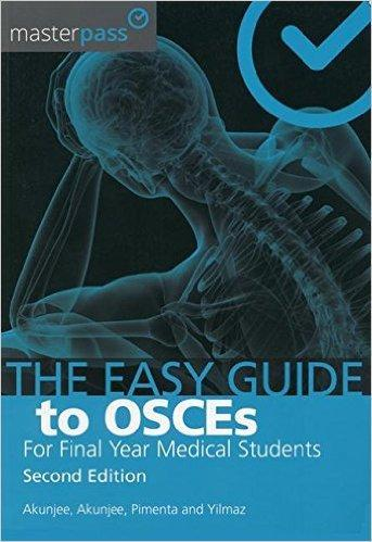 9781910227084 Easy Guide To Osces For Final Year Medical Students