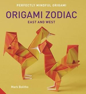9781911127123 Perfectly Mindful Origami: Origami Zodiac: East & West