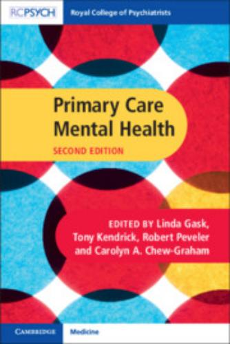 9781911623021 Primary Care Mental Health