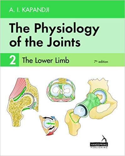 9781912085606 Physiology Of The Joints, Volume 2- Lower Limb