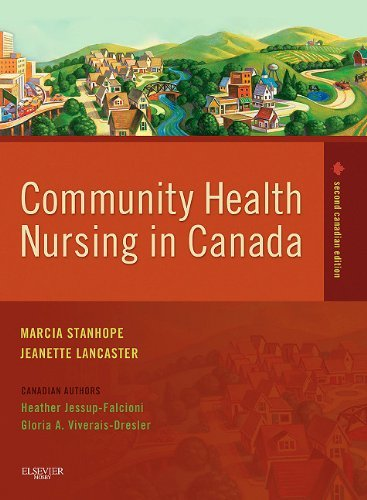 9781926648095 Community Health Nursing In Canada