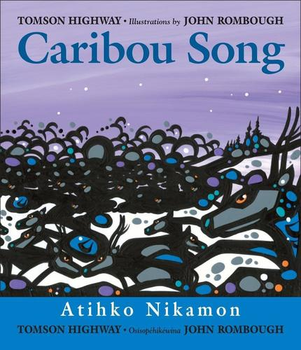9781927083499 Caribou Song
