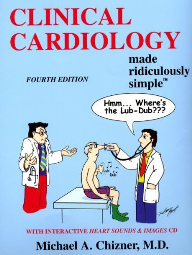 9781935660040 Clinical Cardiology Made Ridiculously Simple