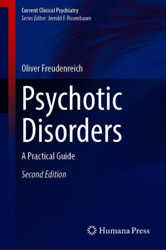 9783030294496 Psychotic Disorders: A Practical Guide