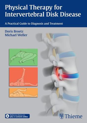 9783131997616 Physical Therapy For Intervertebral Disk Disease