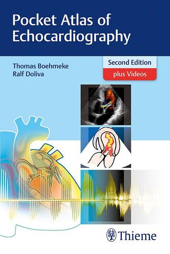 9783132417229 Pocket Atlas Of Echocardiography