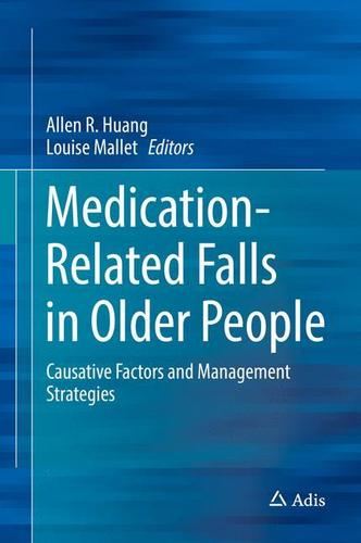 9783319323022 Medication-Related Falls In Older People