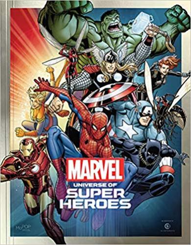 9783903269323 Marvel: Universe Of Super Heroes