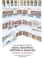 978772550856 Comprehensive Guide To Legal Research, Writing & Analysis