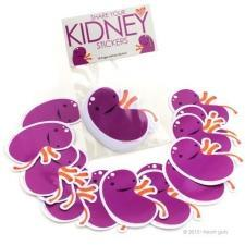 9788765134543 Kidney Sticker