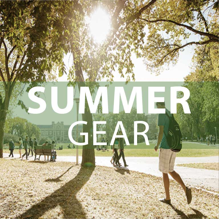 Seasonal usask apparel and gear